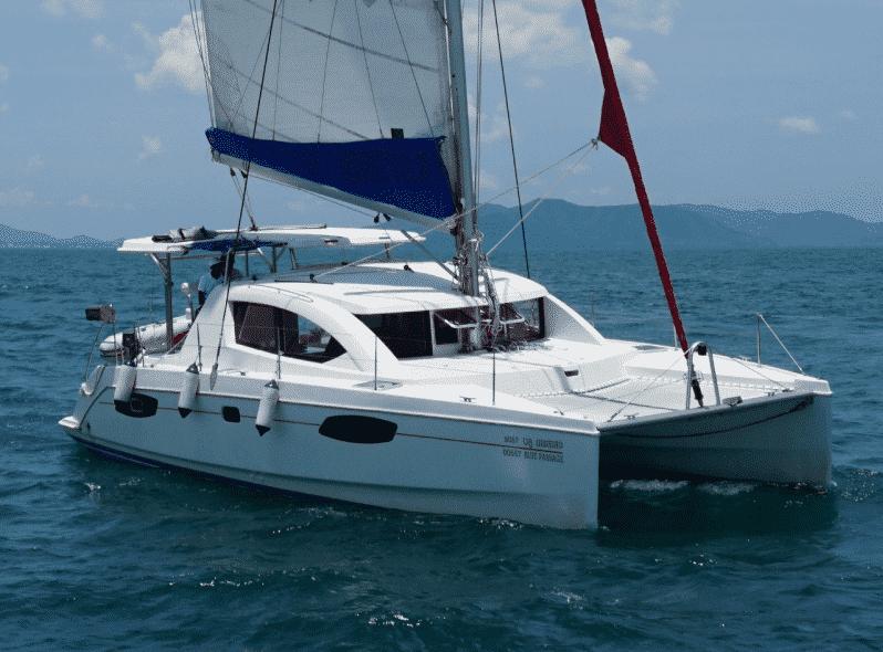 เรือยอร์ชพัทยา Blue Voyage Thailand