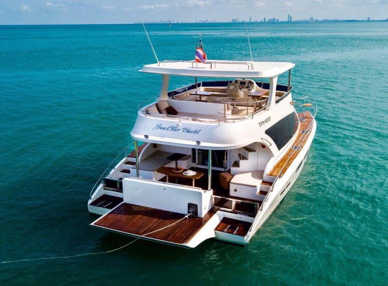 Sea Otter Yacht