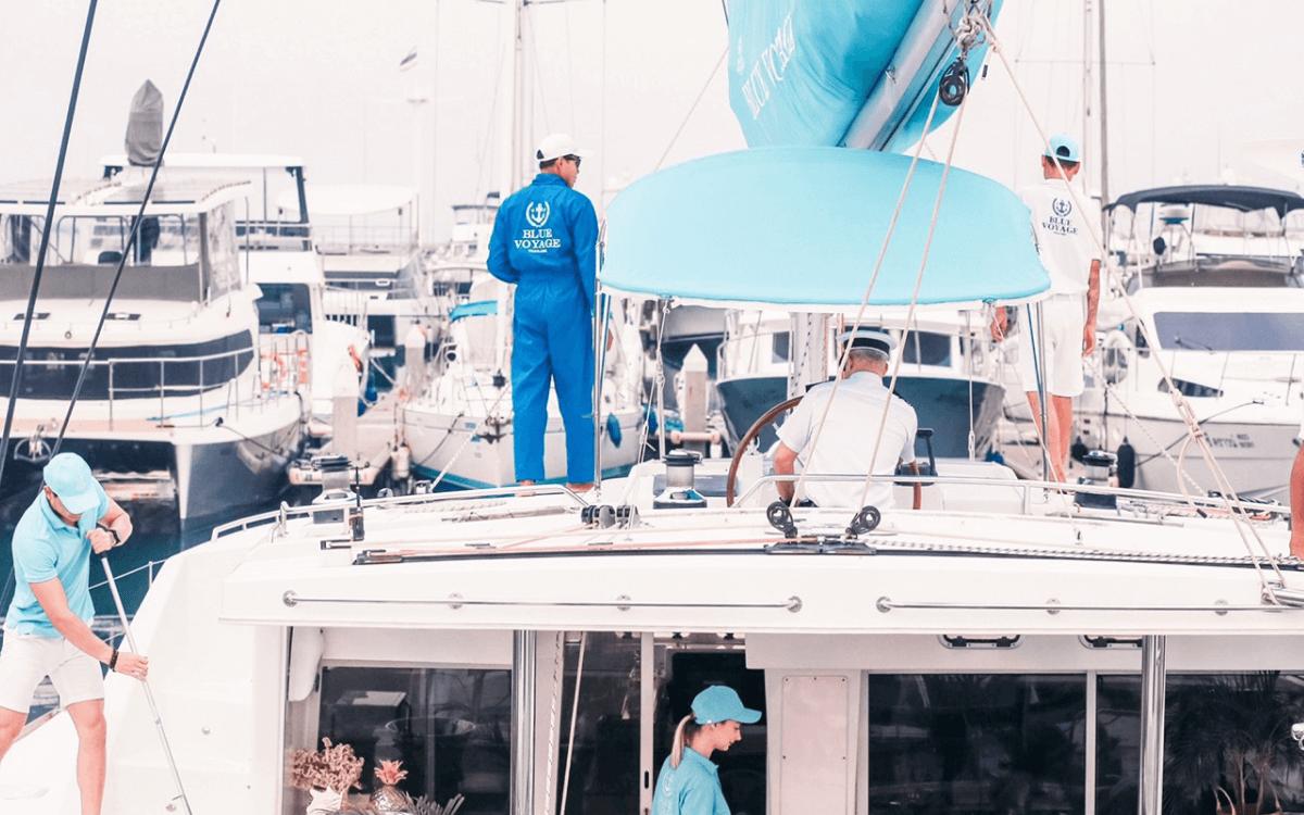 Y Blue Odyssey#11