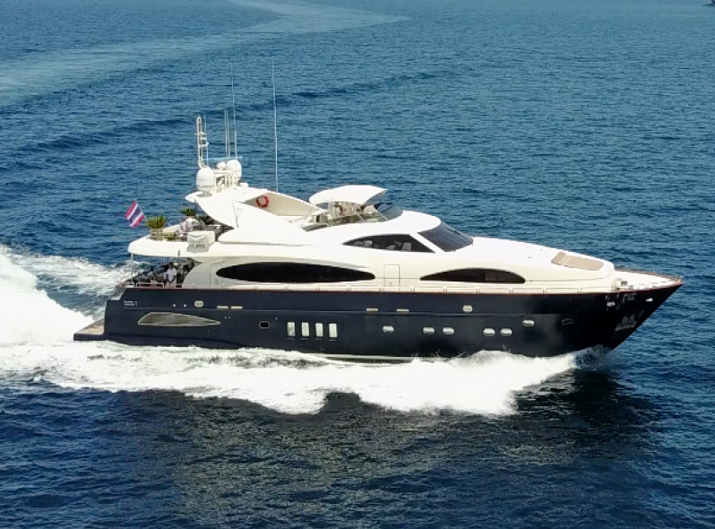 M/Y For your eyes only